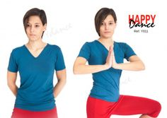 Tot Dansa Menorca:  Camiseta yoga Y011CAMISETA MANGA CORTA CON PIEZA ...