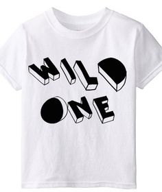 Wild one by LittleSuperPowers on Etsy