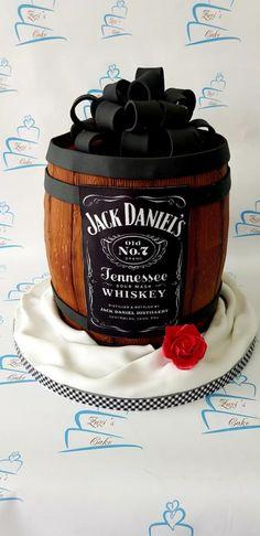 Jack Daniels by Zuzi's cake
