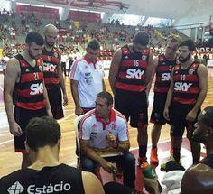 Blog Esportivo do Suíço:  Flamengo bate o São José e vence a terceira seguida no NBB