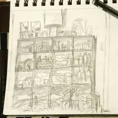 Practice (at Eureka Paprika) Pencil Art, Pencil Drawings, Sketching, Bee, Honey Bees, Bees, Sketch, Sketches, Tekenen