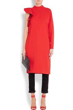 Givenchy | Shark Lock leather sandals | NET-A-PORTER.COM
