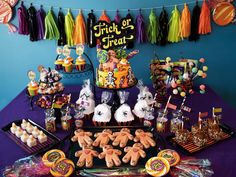 This is a cool theme for the kiddies ....hostess with the mostess