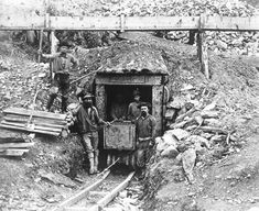The Gold Rush Trail has been travelled by adventure seekers since the Experience an important part of BC's history with this once-in-a-lifetime road trip. Gold Miners in Barkerville, Photo: City of Vancouver Archives Gold Miners, Mother Lode, Cool Rocks, Thing 1, Gold Rush, Historical Pictures, Old West, Ghost Towns, British Columbia