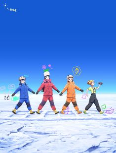 TVアニメ「宇宙よりも遠い場所」公式サイト。  これこそ青春!