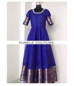 Long Gown Dress, Long Frock, Sari Dress, Long Gowns, Girls Frock Design, Long Dress Design, Dress Neck Designs, Indian Gowns Dresses, Indian Fashion Dresses