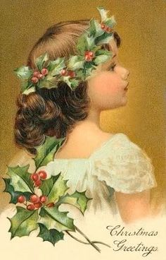 Victorian Christmas Card Graphics Code | Victorian Christmas Card Comments & Pictures
