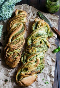 Pesto-Brot
