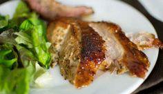 Garlic Baked Chicken Recipe | Poormet