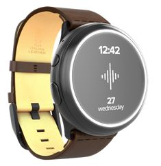 Official website for the Soundbrenner Pulse, Core and Core Steel. Cello, Smart Watch, Christmas 2019, Leather, Watches, Smartwatch, Cellos, Clocks, Clock