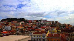 Ver(de)Água - Triumphal Archa view (Lisbon, Portugal)