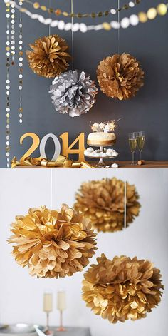 Golden Happy New Year 2014°°