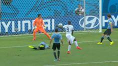 Uruguay-Costa Rica 1-3