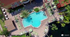 """Comment """"YES"""" if this is where you want to be right now! #pool #poolside #vacation #local #Orlando #warm #relax"""