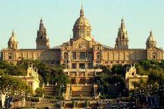 Chateau de Montjuic à Barcelone @OTourDuMonde