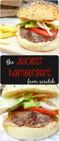 12 amazing well done burger making of images well done burger rh pinterest com