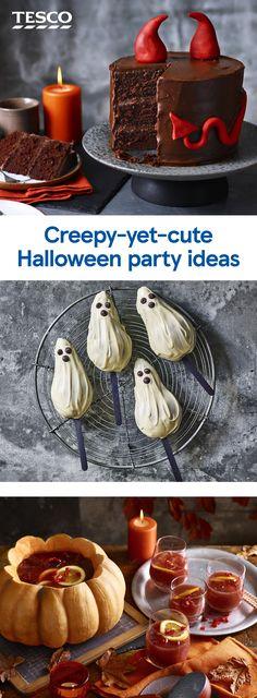 Halloween Tesco