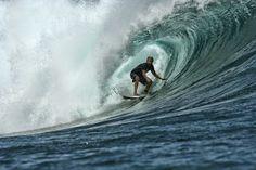 Tim Marsh, owner of Safari Surf School