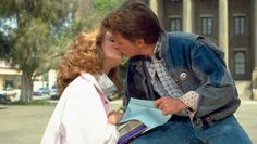 Back to The Future ‐ Marty and Jennifer