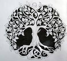 33 besten keltischer Baum Bilder auf Pinterest   Keltische symbole ...