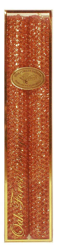 """10"""" Copper Metallic Taper"""