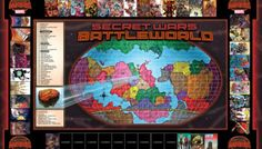 PopcultHQ Theory on Marvel Comics Secret Wars;
