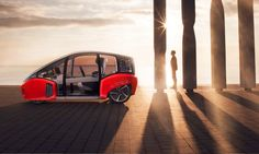 Swiss auto design think tank Rinspeed is gearing up unveil Oasis, a concept design for a fully autonomous mobile office on wheels with a built-in personal assistant, living garden, and a host of other smart features.