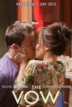 The Vow. Already preparing for the sobfest this movie will be.