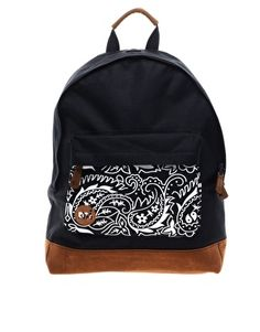 Image 1 of Mi-Pac Paisley Backpack
