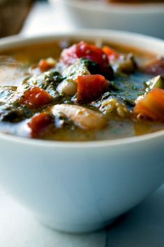 Minestrone with Shell Beans and Almond Pistou Recipe - NYT Cooking Plum Tomatoes, Cherry Tomatoes, Candied Carrots, Cooking Dried Beans, How To Cook Beans, Tomato Vegetable, Carrot Recipes, Casserole Dishes