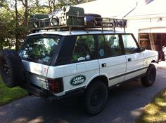 UPDATE: 1995 Range Rover Classic LWB..Off Road Beast...Runs Strong ...