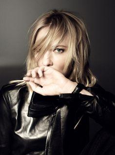 Cate Blanchett  by Karen Collins