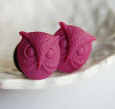 Owl plugs..