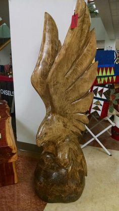 Chainsaw eagle