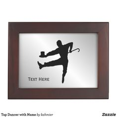 Tap Dancer with Name