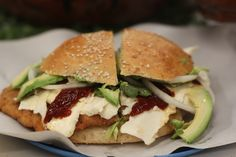 Cemita - how I would love to eat one after ages in Germany -  Can I find it here too?