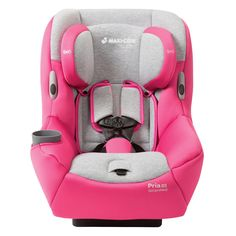 Video review for Maxi-Cosi Pria 85 Convertible Car Seat - Brilliant Navy showcasing product features and benefits.