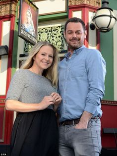 Danny Dyer joins Eastender cast to become landlord of the Queen Vic