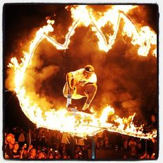 Ishod Wair in Copenhagen Ring of Fire  @Evelyn Schilling Channel's Instagram photos