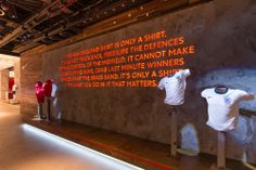 Nike | England Time Kit by Millington Associates | #visualmerchandising #retail #digital
