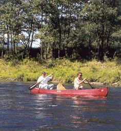 Stony Brook Recreation / Campground at Hanover, Maine