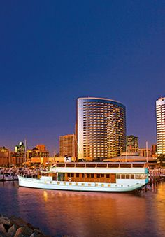 Hornblower San Diego Dinner Cruises and Weekend Champagne Brunch cruises