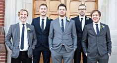 groomsmen dressed differently - Google Search