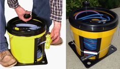 Quick Winder - Power Cord Storage Reel...I need this for the RV