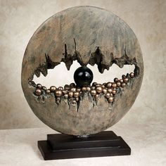 Primary Essence Table Sculpture