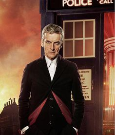 #Doctor who - Peter Capaldi