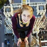 Angela nikolau Russian girl takes dangerous and riskiest selfies. Beautiful Russian daredevil girl takes the most dangerous selfies. She is just a crazy traveller. Selfies, Climbing Girl, Delena, Places To Visit, Death, In This Moment, World, Instagram, Blog