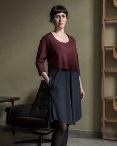 Mama šaty – kojící (teplé)    / Segra Segra  | Mama Segra Skirts, Shopping, Vintage, Style, Fashion, Swag, Moda, Stylus, Skirt