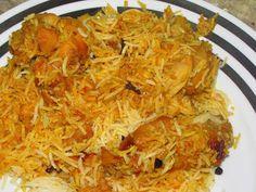 'Muglai-Chicken Biryani' ~ Food Fun Freak