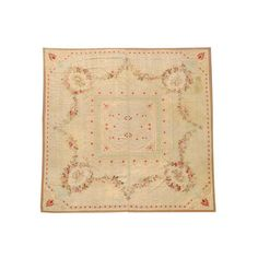 Image of Aubusson Rug